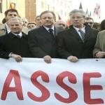 Manifestazione Pdl